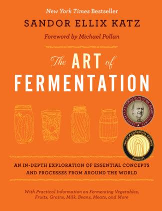 The Art of Fermentation cover